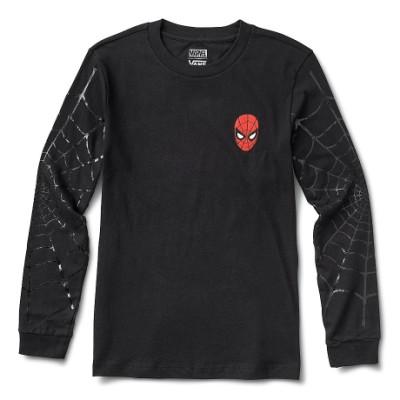 온라인 단독) VANS X 마블 긴팔 티셔츠