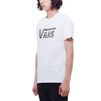 아울렛) 체커로고 티셔츠
