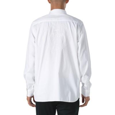 랭햄 버튼다운 셔츠