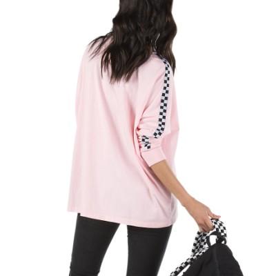 Vans x 레이지 오프 체커보드 긴팔 티셔츠
