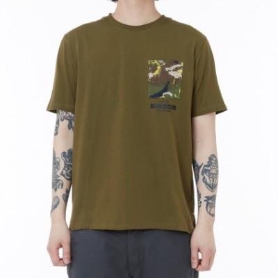레이더 포켓 반팔 티셔츠