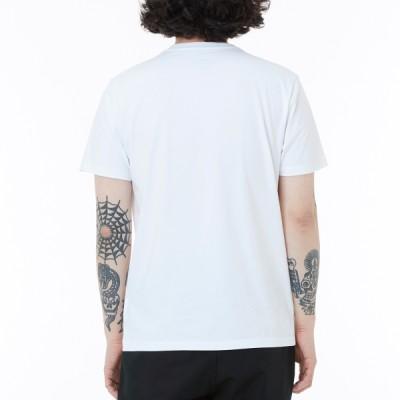 박스드 베이직 반팔 티셔츠