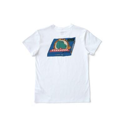 시즌오프) 2020 OTW 아트 컬렉션 TYAKASHA W 반팔 티셔츠