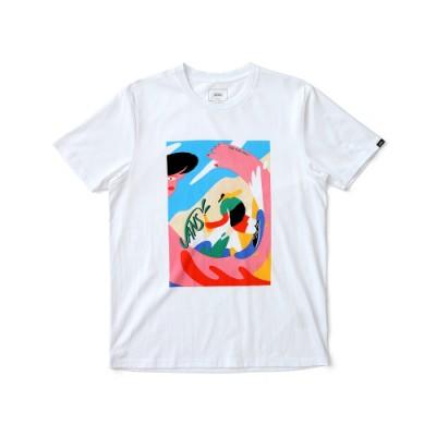 2020 OTW 아트 컬렉션 NICHINICHI M 반팔 티셔츠