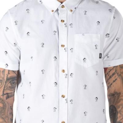 더 피너츠 하우저 셔츠