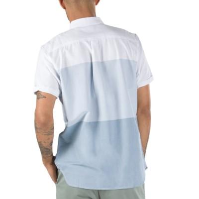 하우저 버튼다운 반팔 셔츠