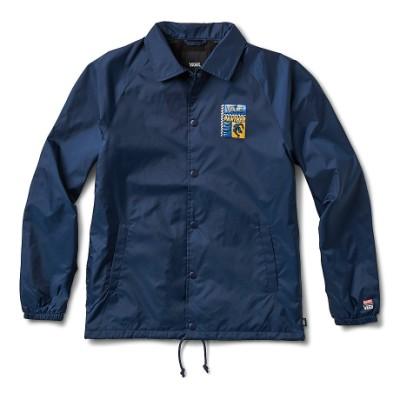 VANS X 마블 토리 코치 자켓