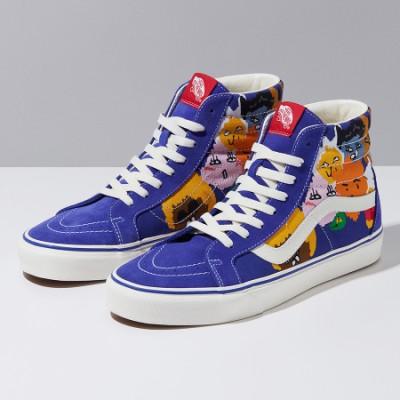 VANS X 카카오프렌즈 SK8-Hi 스케이트-하이 리이슈