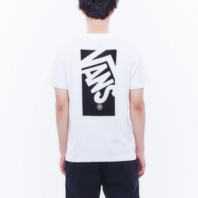 박스 라이너 로고 티셔츠