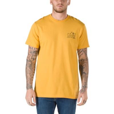 더 피너츠 반팔 티셔츠