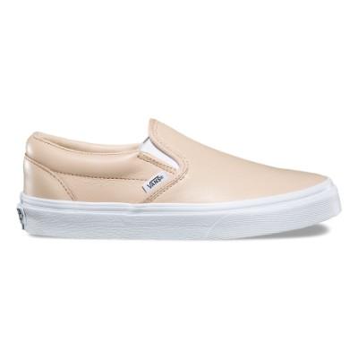 썸머세일) 레더팩 Slip-On 슬립온 핑크