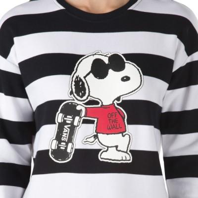 더 피너츠 조 쿨 크루 스웻 셔츠