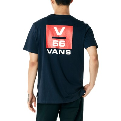 세일) 레트로 체크 V66 반팔 티셔츠