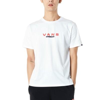레트로 체크 V66 반팔 티셔츠