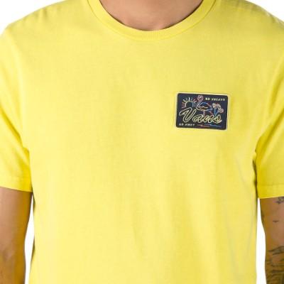 아울렛) 노 투어리스트 패치 피케이 티셔츠