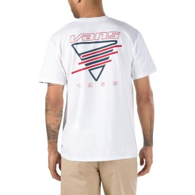 네온 트라이앵글 반팔 티셔츠