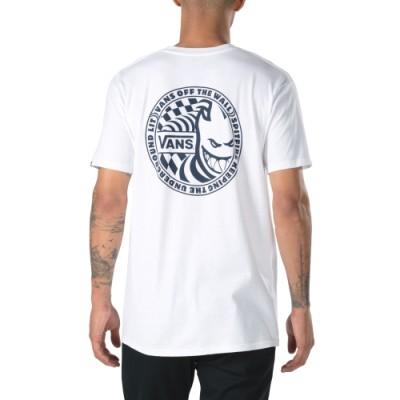 시즌오프) Vans x 스핏파이어 반팔 티셔츠 II