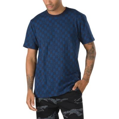 Vans x 인디펜던트 자카드 크루넥 티셔츠