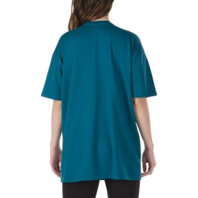컬러 띠어리 오버타임 아웃 티셔츠