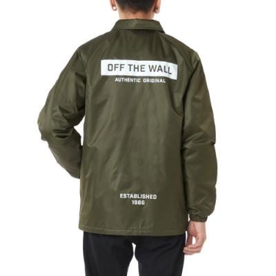 OTW 패디드 코치 자켓