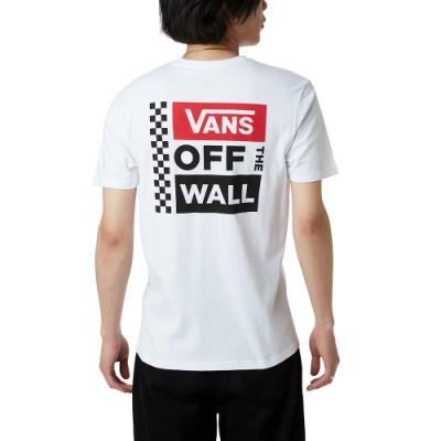 시즌오프) 체커 레드 박스 반팔 티셔츠