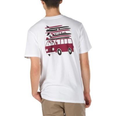 VANS X 유스케 하나이 반팔 티셔츠