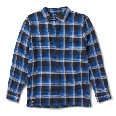 VANS X 안티히어로 와이어드 플란넬 셔츠