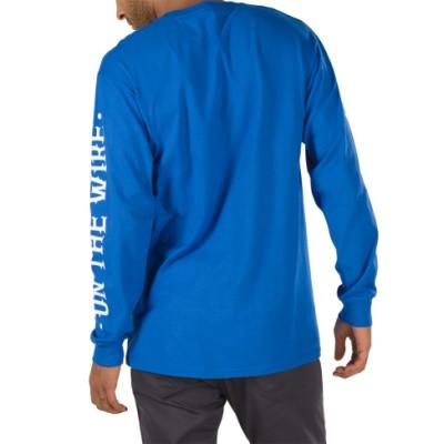 VANS X 안티히어로 온 더 와이어 긴팔 티셔츠