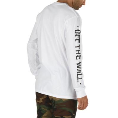 시즌오프-이벤트) VANS X 안티히어로 온 더 와이어 긴팔 티셔츠