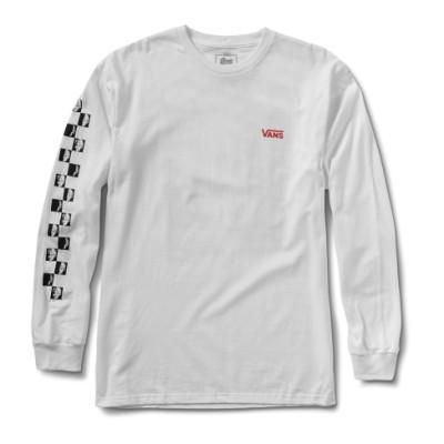 VANS X 데이비드 보위 긴팔 티셔츠 (SERIOUS MOONLGHT)