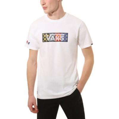 VANS X 해리 포터 포 하우스 반팔 티셔츠