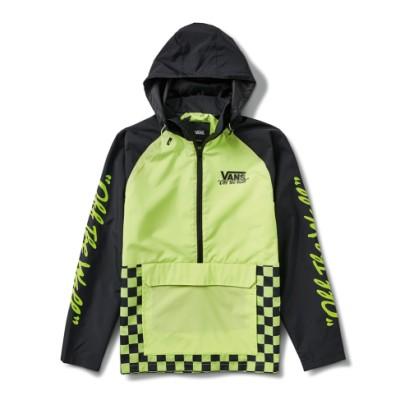 BMX 40주년 오프 더 월 아노락 자켓