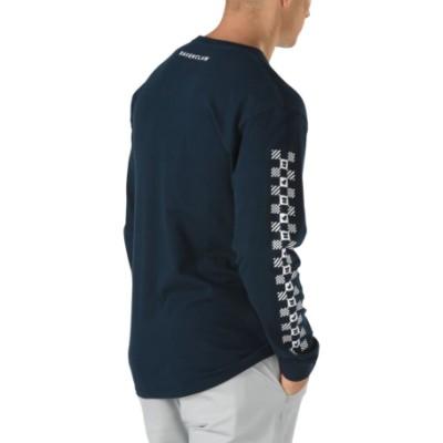VANS X 해리 포터 래번클로 긴팔 티셔츠