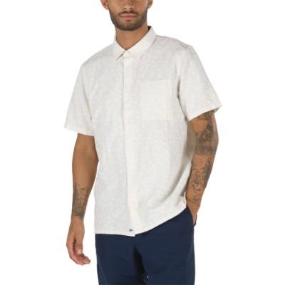 VANS X 필그림 서프 + 서플라이 캠프 반팔 셔츠