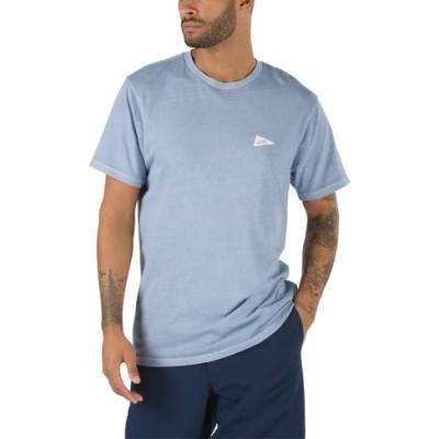 VANS X 필그림 서프 + 서플라이 페넌트 반팔 티셔츠