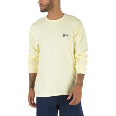 VANS X 필그림 서프 + 서플라이 애플 긴팔 티셔츠