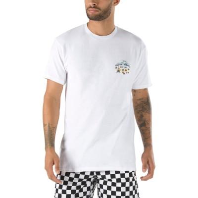 VANS X KIDE 반팔 티셔츠