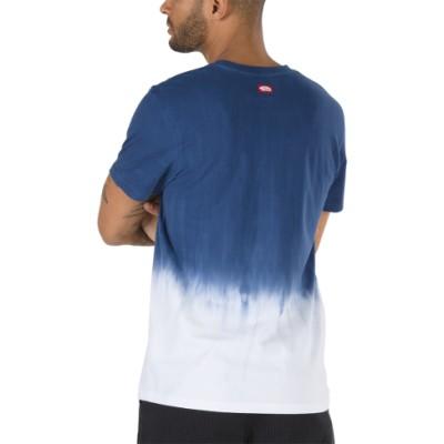 VANS2K 딥 다이드 반팔 티셔츠