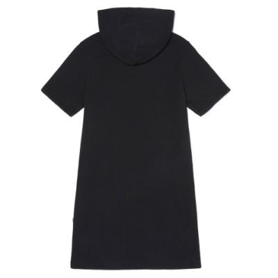 언플래깅 반팔 드레스