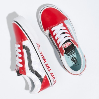 키즈 VANS X SE BIKES Old Skool 올드스쿨