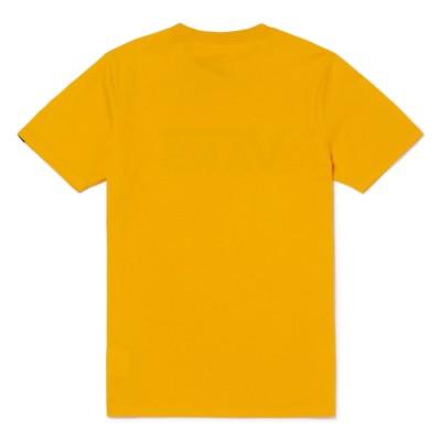 플라잉 V 반팔 티셔츠 - B