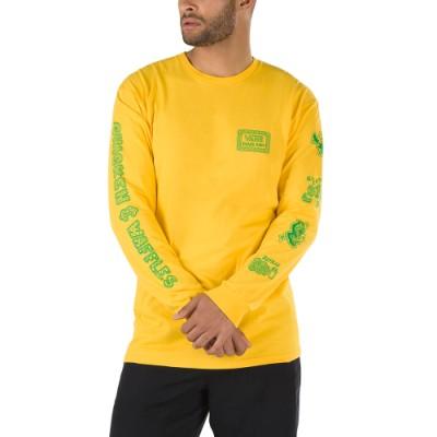 Vans X Shake Junt 긴팔 티셔츠