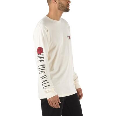 카일 워커 로즈 긴팔 티셔츠