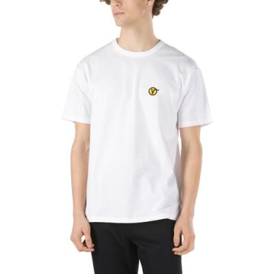 오프 더 월 클래식 서클 V 반팔 티셔츠