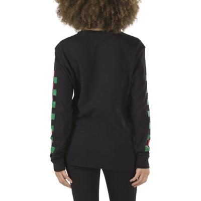 Vans & MoMA 링골드 티셔츠