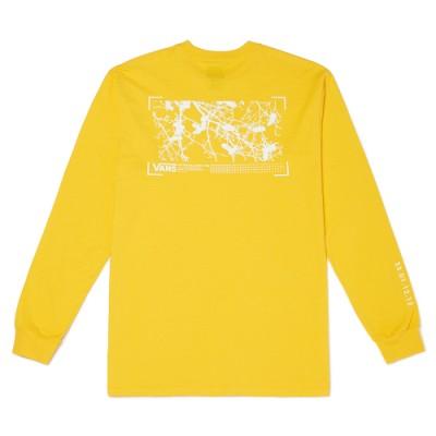 66 서플라이 긴팔 티셔츠