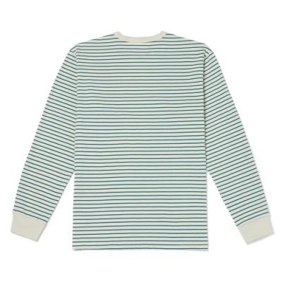 오프 더 월 클래식 스트라이프 긴팔 티셔츠