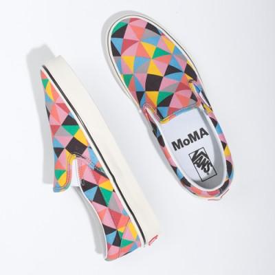 Vans & MoMA 클래식 Slip-on 슬립온