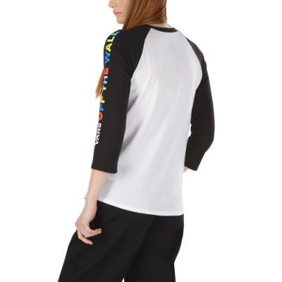 Vans X 더 심슨 패밀리 래글런 티셔츠