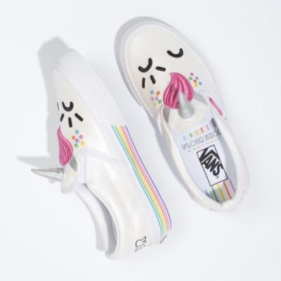 키즈 Vans X Flour Shop 유니콘 Slip-On 슬립온 UNI